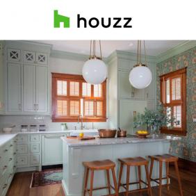 Houzz Kitchen of Week